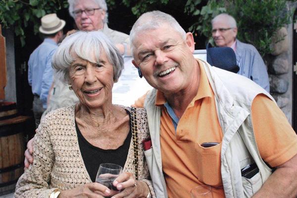 Lise Nørgaard og LillePalle til Bakkens Oscar, 2014